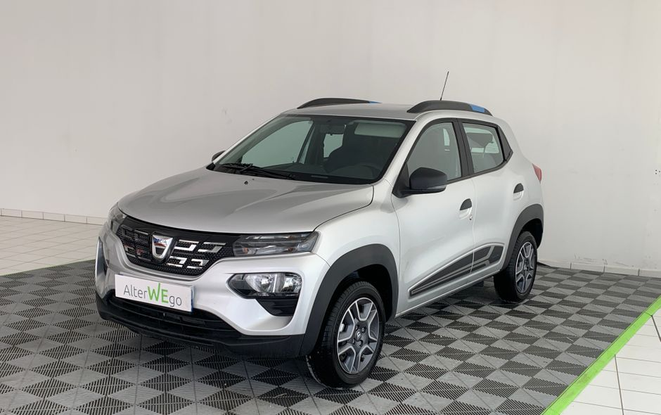 """Citadine Dacia SPRING """"électrique"""" Electrique B.Auto"""