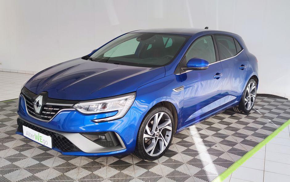 Compact Renault MEGANE RS LINE Diesel B.Auto